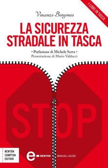 La sicurezza stradale in tasca - Vincenzo Borgomeo - ebook