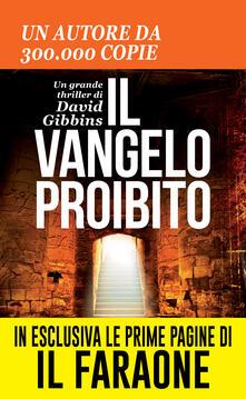 Il Vangelo proibito - David Gibbins,L. Rodinò - ebook