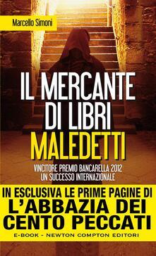 Il mercante di libri maledetti - Marcello Simoni - ebook