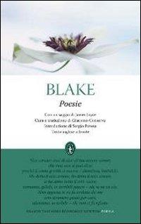 Poesie. Testo inglese a fronte - Blake William - wuz.it