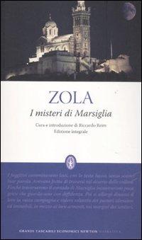 I misteri di Marsiglia. Ediz. integrale - Zola Émile - wuz.it