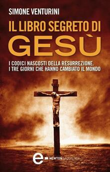 Il libro segreto di Gesù - Simone Venturini - ebook