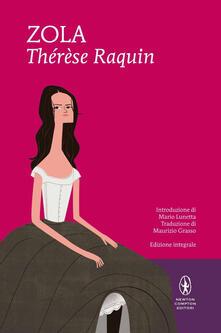 Thérèse Raquin. Ediz. integrale - Émile Zola,Maurizio Grasso - ebook