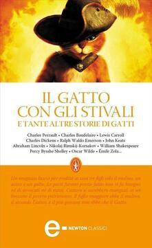 Il gatto con gli stivali e tante altre storie di gatti - M. D'Amico,R. Gatti - ebook