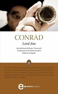 Lord Jim. Ediz. integrale - Joseph Conrad,Nicoletta Zanardi - ebook