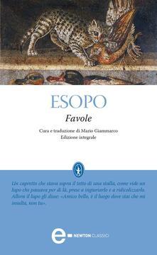 Favole. Ediz. integrale - Esopo,Mario Giammarco - ebook
