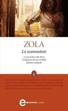 Lo scannatoio. Ediz. integrale - Riccardo Reim,Émile Zola,Luisa Collodi - ebook