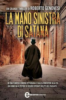 La mano sinistra di Satana - Roberto Genovesi - ebook