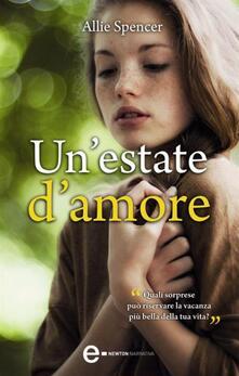 Un' estate d'amore - Allie Spencer,G. Pandolfo - ebook