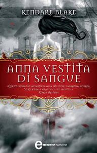 Anna vestita di sangue - Kendare Blake,Marco Ceragioli - ebook