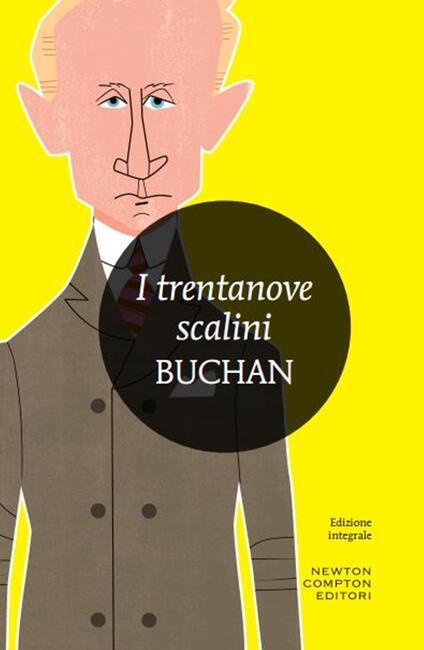 I trentanove scalini - John Buchan - ebook