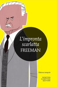 L' impronta scarlatta - Richard Austin Freeman - ebook