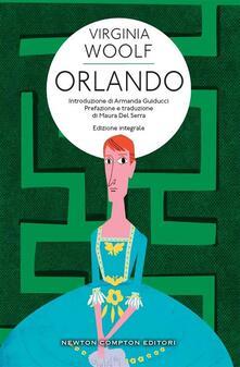Orlando. Ediz. integrale - Virginia Woolf,Maura Del Serra - ebook