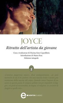 Ritratto dell'artista da giovane. Ediz. integrale - Marina Emo Capodilista,James Joyce - ebook