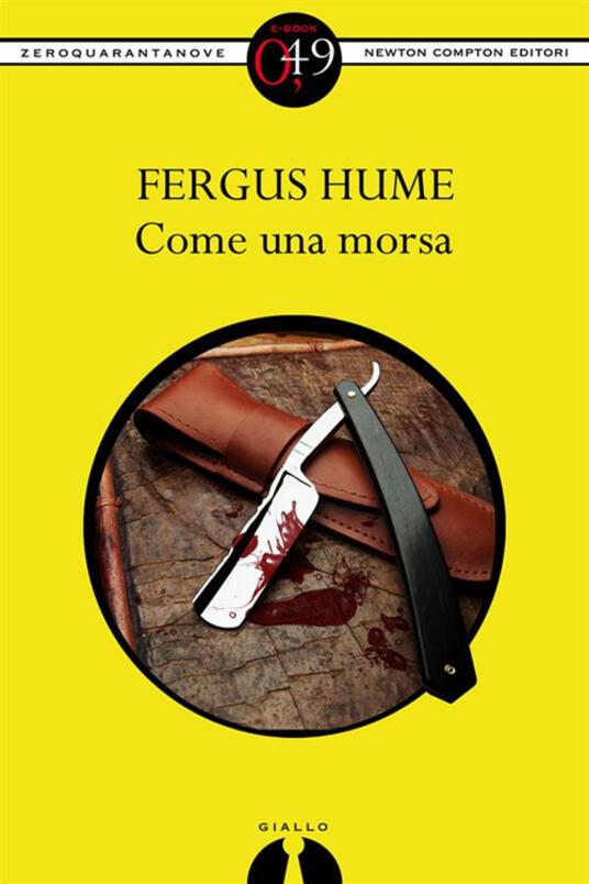 Come una morsa - Fergus Hume - ebook