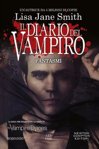 Ebook Fantasmi. Il diario del vampiro Smith, Lisa Jane
