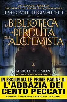 La biblioteca perduta dell'alchimista - Marcello Simoni - ebook
