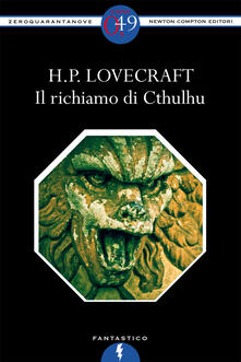 Il richiamo di Cthulhu - Howard P. Lovecraft - ebook