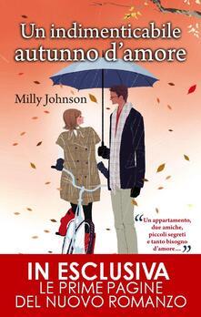 Un indimenticabile autunno d'amore - Milly Johnson,A. Volta - ebook