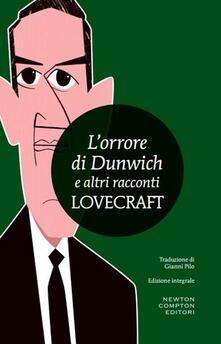 L' orrore di Dunwich - Howard P. Lovecraft - ebook
