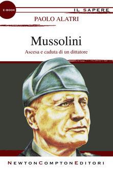 Mussolini - Paolo Alatri - ebook