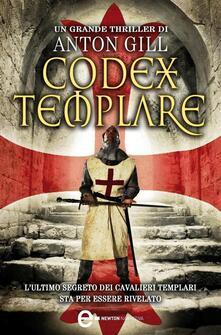 Codex templare - Anton Gill,R. Prencipe - ebook