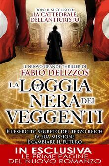 La loggia nera dei veggenti - Fabio Delizzos - ebook
