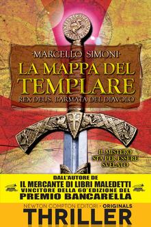 La mappa del templare. Rex Deus. L'armata del diavolo. Vol. 4 - Marcello Simoni - ebook