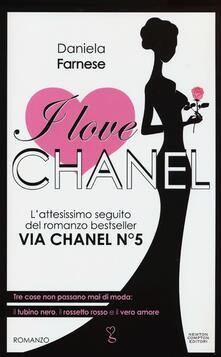 Warholgenova.it I love Chanel Image