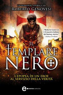Il templare nero - Roberto Genovesi - ebook