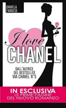 I love Chanel - Daniela Farnese - ebook
