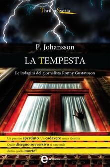 La tempesta - S. Montis,P. Johansson - ebook