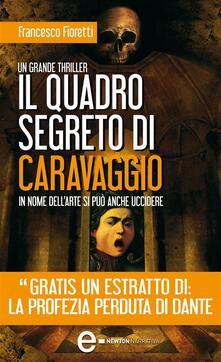 Il quadro segreto di Caravaggio - Francesco Fioretti - ebook