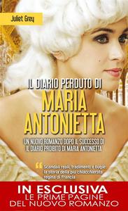 Ebook diario perduto di Maria Antonietta Grey, Juliet