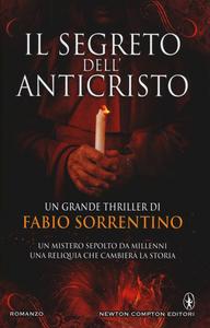 Libro Il segreto dell'Anticristo Fabio Sorrentino