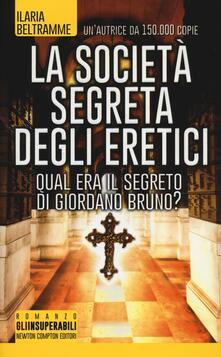 La società segreta degli eretici - Ilaria Beltramme - copertina