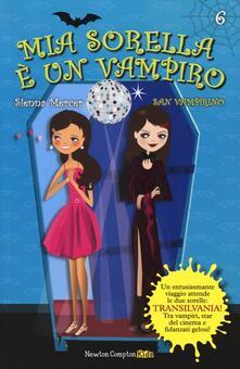 Antondemarirreguera.es San Vampirino. Mia sorella è un vampiro. Vol. 6 Image