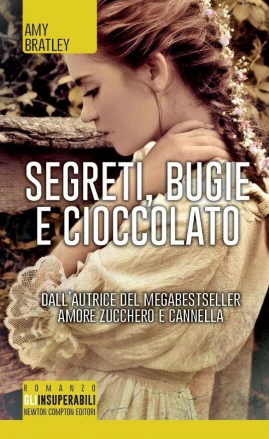Segreti, bugie e cioccolato - Amy Bratley - copertina