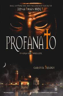 Promoartpalermo.it Profanato. Carnivia trilogy Image