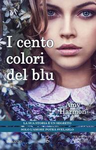 Libro I cento colori del blu Amy Harmon