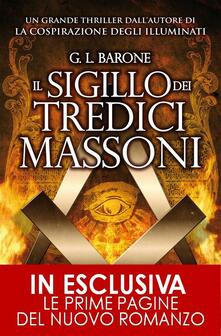 Il sigillo dei tredici massoni - G. L. Barone - ebook