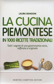 Equilibrifestival.it La cucina piemontese in 1000 ricette tradizionali Image