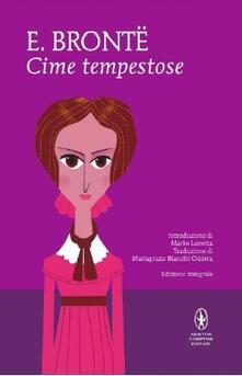 Cime tempestose. Ediz. integrale - Emily Brontë - copertina