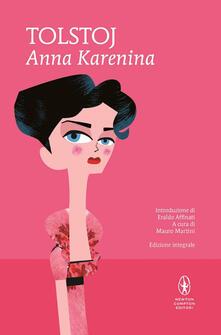 Anna Karenina. Ediz. integrale - Lev Tolstoj - copertina