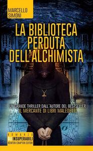 Libro La biblioteca perduta dell'alchimista Marcello Simoni
