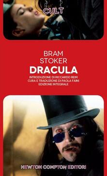Dracula. Ediz. integrale - Bram Stoker - copertina