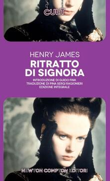 Ritratto di signora. Ediz. integrale - Henry James - copertina