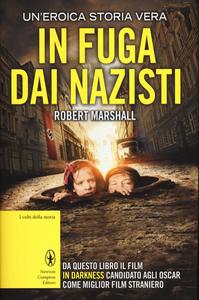 Libro In fuga dai nazisti Robert Marshall