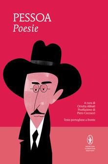 Poesie. Testo portoghese a fronte - Fernando Pessoa - copertina