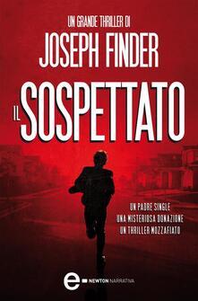 Il sospettato - Joseph Finder,Gabriele Giorgi - ebook
